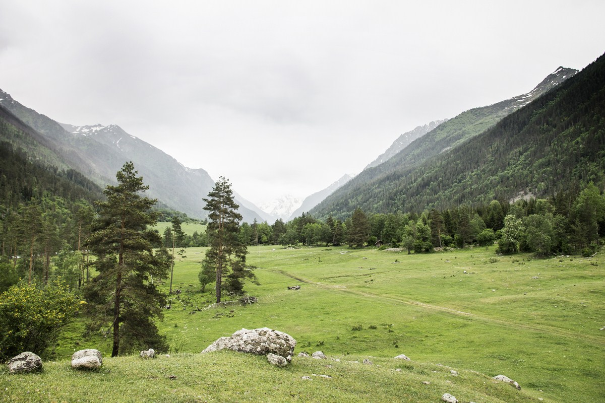 пейзажи карачаево черкесии фото